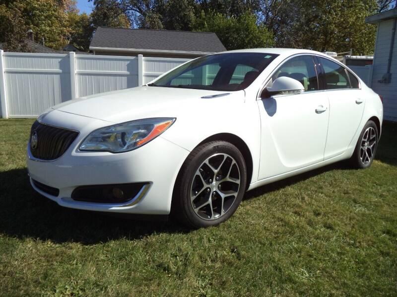 2017 Buick Regal for sale at Niewiek Auto Sales in Grand Rapids MI