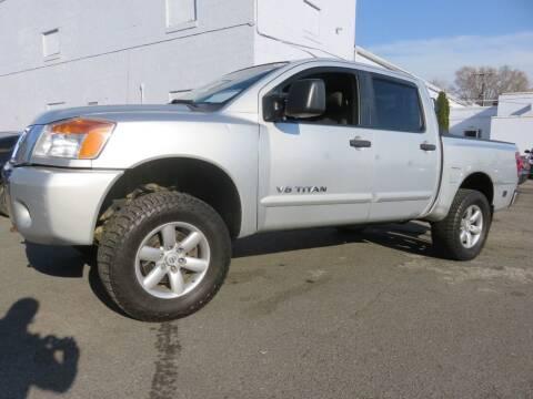 2011 Nissan Titan for sale at US Auto in Pennsauken NJ