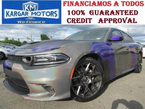 2018 Dodge Charger for sale at Kargar Motors of Manassas in Manassas VA