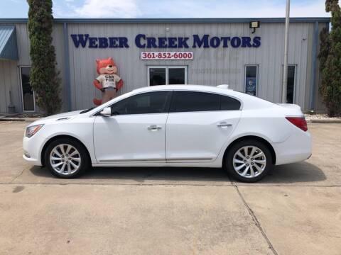 2016 Buick LaCrosse for sale at Weber Creek Motors in Corpus Christi TX