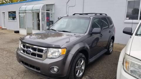 2011 Ford Escape for sale at Premier Automotive Sales LLC in Kentwood MI