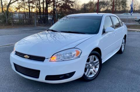 2010 Chevrolet Impala for sale at Access Auto in Cabot AR