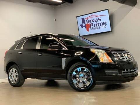 2015 Cadillac SRX for sale at Texas Prime Motors in Houston TX