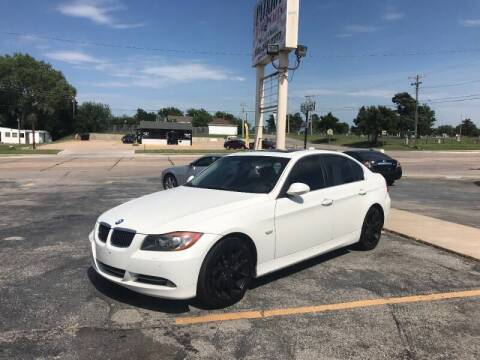 2008 BMW 3 Series for sale at Patriot Auto Sales in Lawton OK