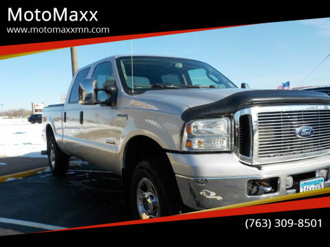 2006 Ford F-250 Super Duty for sale at MotoMaxx in Spring Lake Park MN