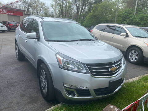 2016 Chevrolet Traverse for sale at Right Place Auto Sales in Indianapolis IN