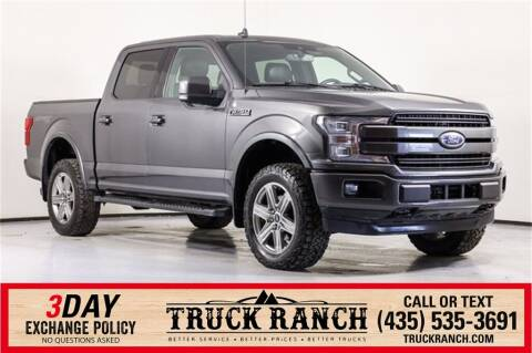2019 Ford F-150 for sale at Truck Ranch in American Fork UT