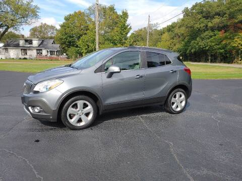 2015 Buick Encore for sale at Depue Auto Sales Inc in Paw Paw MI
