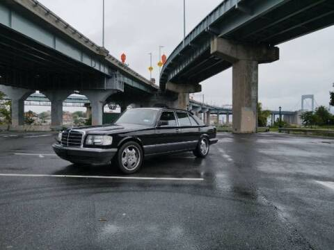 1989 Mercedes-Benz 560-Class for sale at Classic Car Deals in Cadillac MI