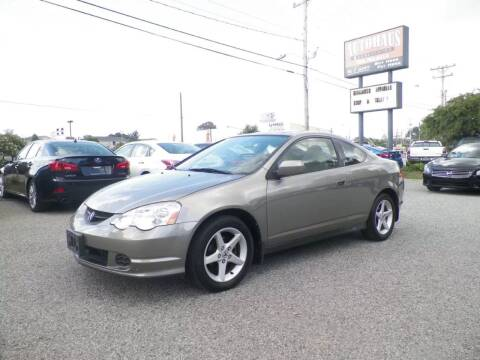 2004 Acura RSX for sale at Autohaus of Greensboro in Greensboro NC