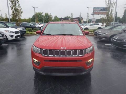 2018 Jeep Compass for sale at Lou Sobh Kia in Cumming GA