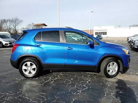 2016 Chevrolet Trax for sale at Hawk Chevrolet of Bridgeview in Bridgeview IL