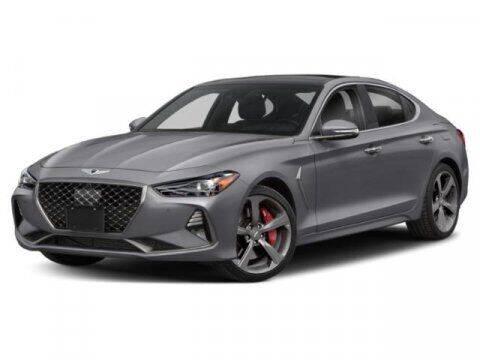 2021 Genesis G70 for sale at Wayne Hyundai in Wayne NJ