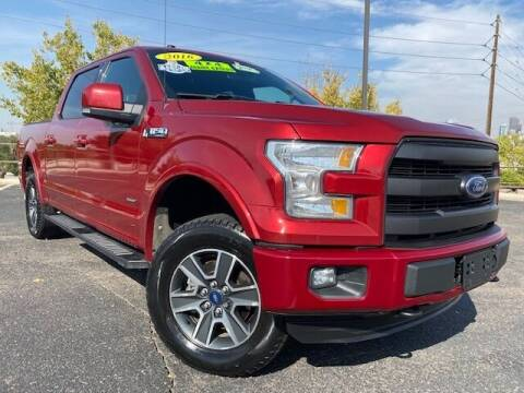 2016 Ford F-150 for sale at UNITED Automotive in Denver CO