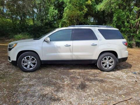 2014 GMC Acadia for sale at Legacy Auto Sales in Springdale AR