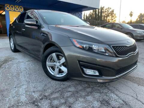 2014 Kia Optima for sale at Boktor Motors in Las Vegas NV