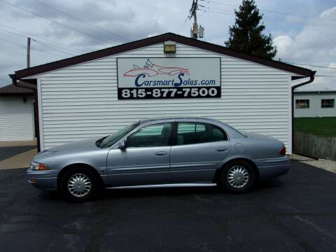 2004 Buick LeSabre for sale at CARSMART SALES INC in Loves Park IL
