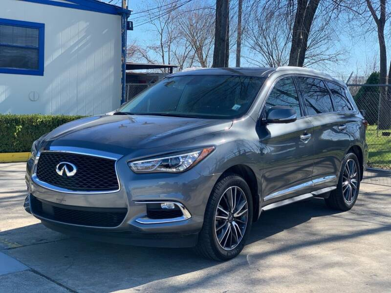 2018 Infiniti QX60 for sale at USA Car Sales in Houston TX