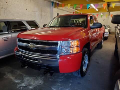 2009 Chevrolet Silverado 1500 for sale at Discount Auto Sales in Passaic NJ