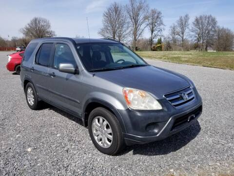 2006 Honda CR-V for sale at Ridgeway's Auto Sales - Buy Here Pay Here in West Frankfort IL