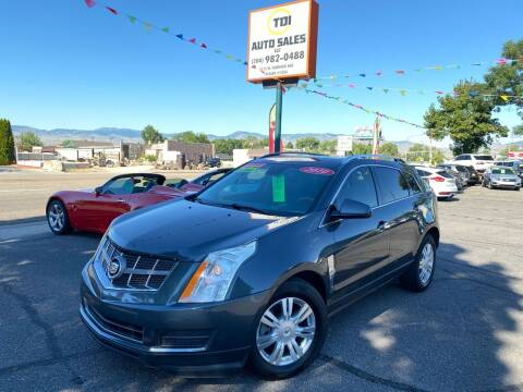 2010 Cadillac SRX for sale at TDI AUTO SALES in Boise ID