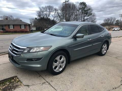 2010 Honda Accord Crosstour for sale at E Motors LLC in Anderson SC