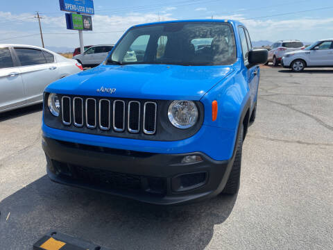 2015 Jeep Renegade for sale at SPEND-LESS AUTO in Kingman AZ