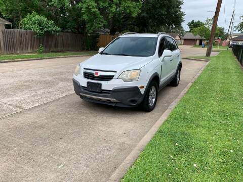 2008 Saturn Vue for sale at Demetry Automotive in Houston TX