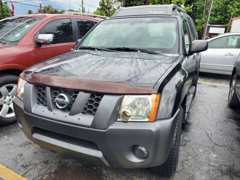 2007 Nissan Xterra for sale at America Auto Wholesale Inc in Miami FL