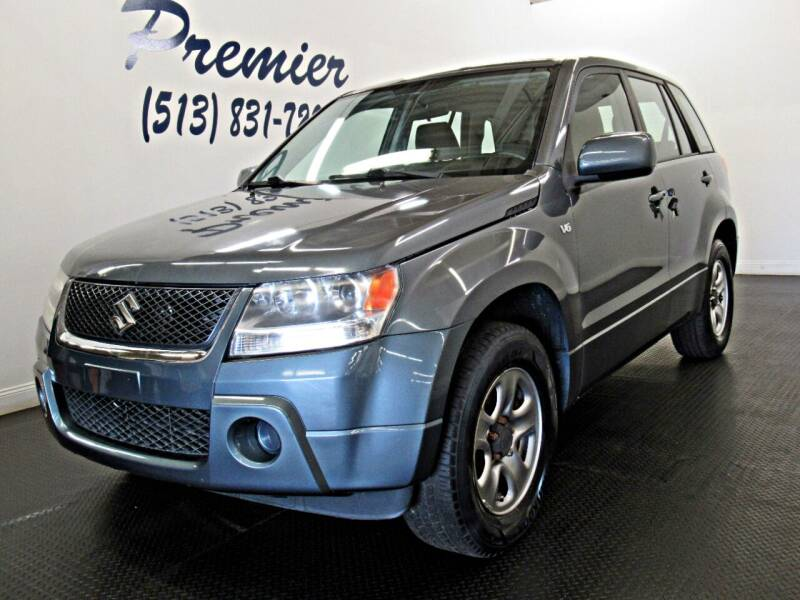 2007 Suzuki Grand Vitara for sale at Premier Automotive Group in Milford OH