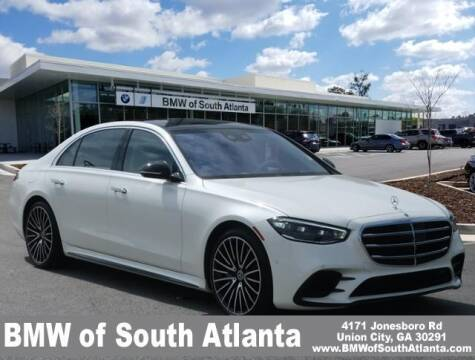 2021 Mercedes-Benz S-Class for sale at Carol Benner @ BMW of South Atlanta in Union City GA