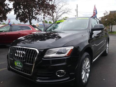 2014 Audi Q5 for sale at Oak Hill Auto Sales of Wooster, LLC in Wooster OH