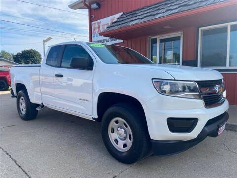 2018 Chevrolet Colorado for sale at HUFF AUTO GROUP in Jackson MI