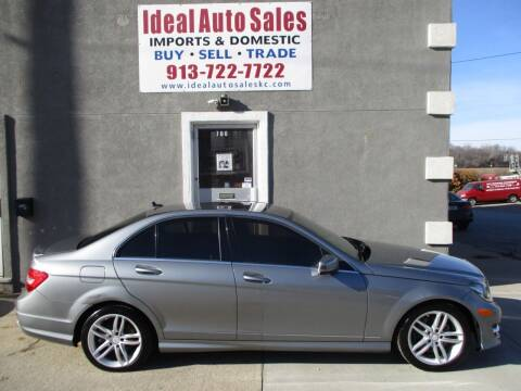 2014 Mercedes-Benz C-Class for sale at Ideal Auto in Kansas City KS