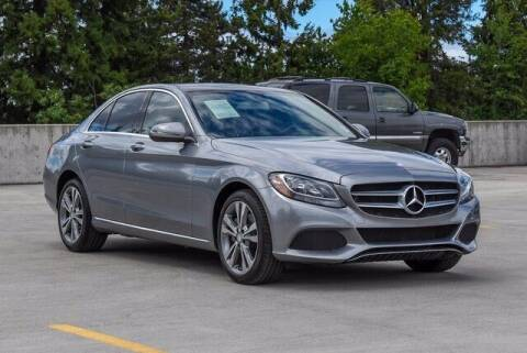2016 Mercedes-Benz C-Class for sale at Washington Auto Credit in Puyallup WA