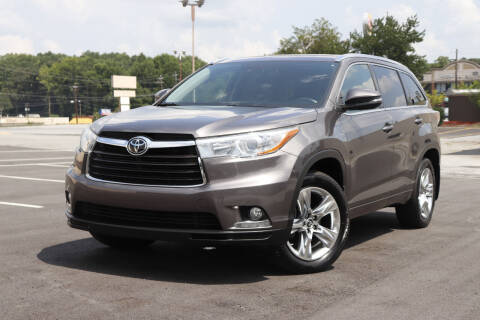 2016 Toyota Highlander for sale at Auto Guia in Chamblee GA