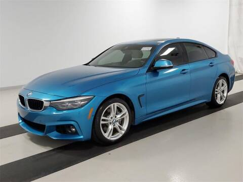 2018 BMW 4 Series for sale at Florida Fine Cars - West Palm Beach in West Palm Beach FL