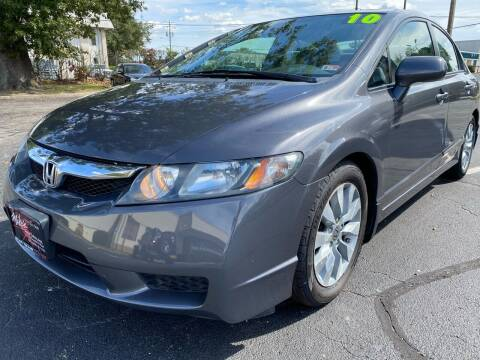 2010 Honda Civic for sale at Mike's Auto Sales INC in Chesapeake VA