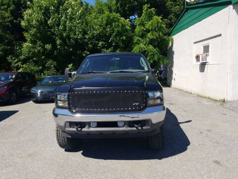 2003 Ford F-350 Super Duty for sale at AutoConnect Motors in Kenvil NJ