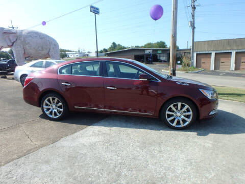 2015 Buick LaCrosse for sale at BLACKWELL MOTORS INC in Farmington MO