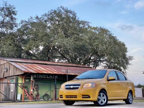 2008 Chevrolet Aveo for sale at OVE Car Trader Corp in Tampa FL
