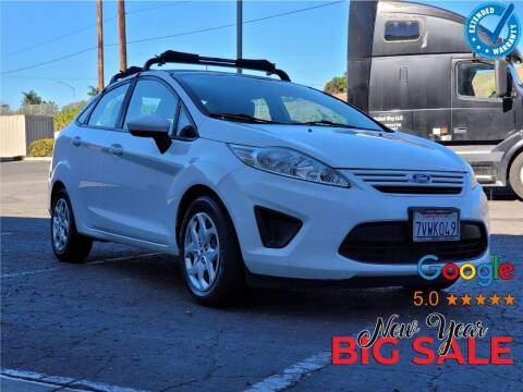 2013 Ford Fiesta for sale at Gold Coast Motors in Lemon Grove CA