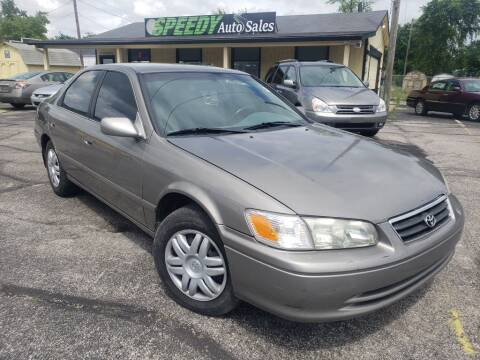 2001 Toyota Camry for sale at speedy auto sales in Indianapolis IN