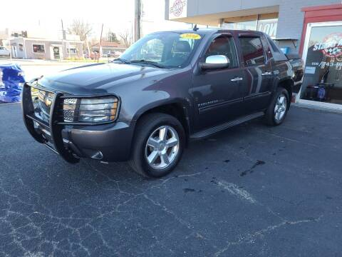 2010 Chevrolet Avalanche for sale at Stach Auto in Janesville WI