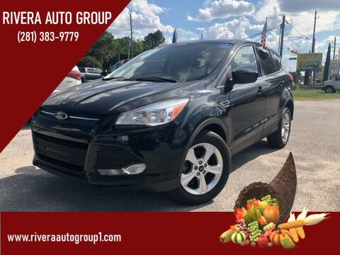 2014 Ford Escape for sale at Rivera Auto Group in Spring TX