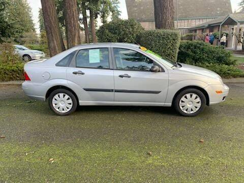 2007 Ford Focus for sale at Seattle Motorsports in Shoreline WA