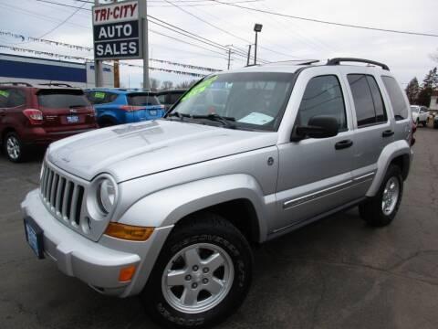 2006 Jeep Liberty for sale at TRI CITY AUTO SALES LLC in Menasha WI