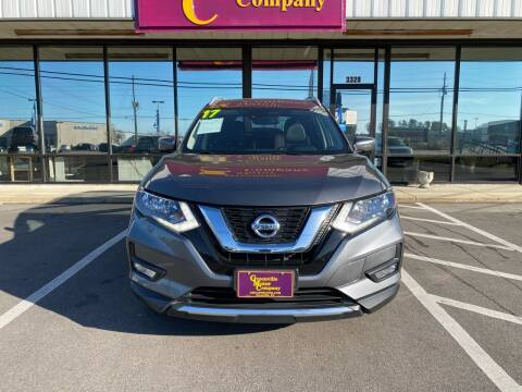 2017 Nissan Rogue for sale at Washington Motor Company in Washington NC