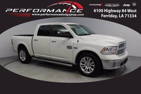2017 RAM Ram Pickup 1500 for sale at Auto Group South - Performance Dodge Chrysler Jeep in Ferriday LA