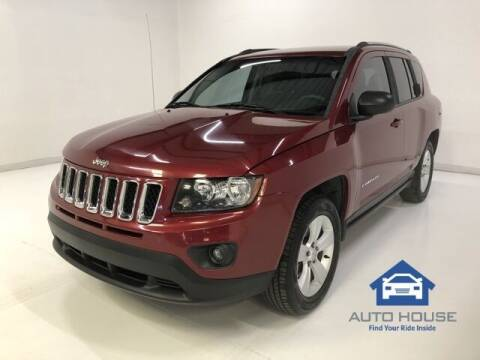 2015 Jeep Compass for sale at AUTO HOUSE PHOENIX in Peoria AZ